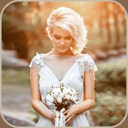 Съемка свадебной прогулки